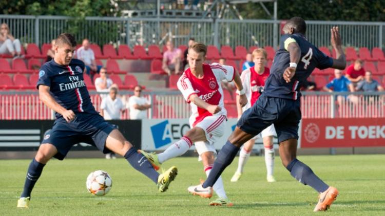 Formation : Face à l'Ajax, les U19 doivent s'imposer pour avoir leur finale  | CulturePSG